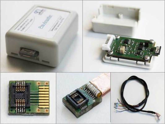 Self Sensing Cantilevers Electronics & Accessories