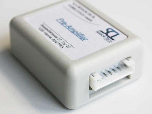 SCL Sensortech - Pre Amplifier Output