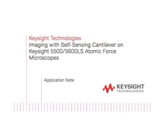 Keysight AppNote with SCL Sensortech