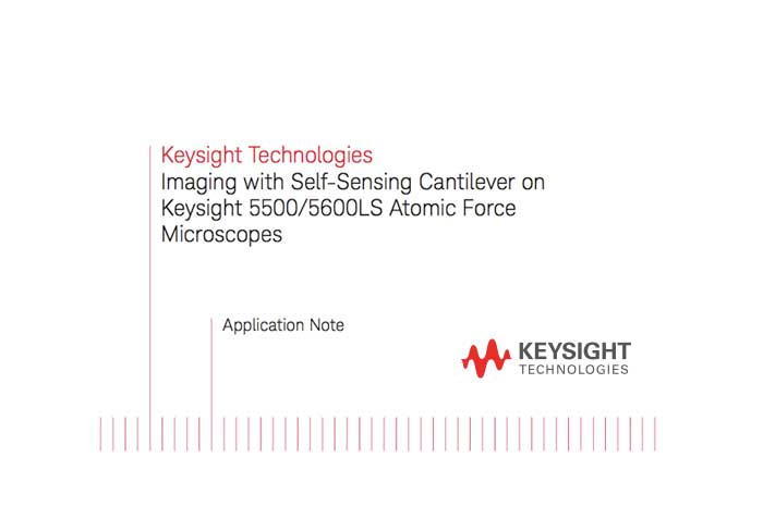 Keysight AppNote with SCL Sensortech