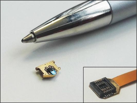 Image SCL cantilever Flex-Counter-Part-PCB with biro 200dpi
